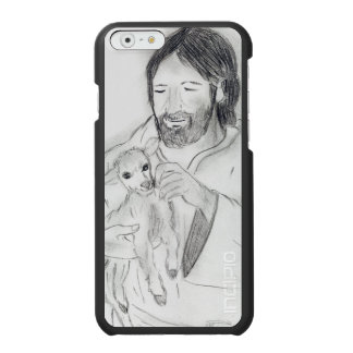 Jesus With Lamb Incipio Watson™ iPhone 6 Wallet Case
