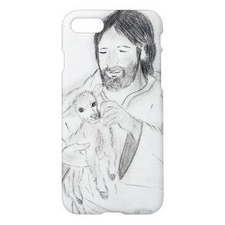 Jesus With Lamb iPhone 8/7 Case