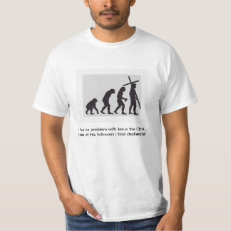 Jesus Yes! Followers challenging T-Shirt