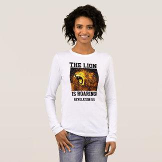 JESUS YESHUA ROARING LION OF JUDAH T-shirts