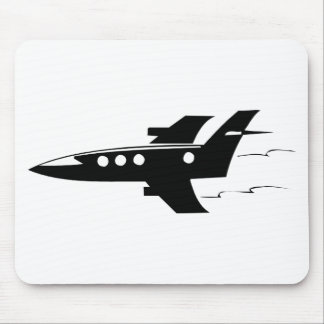Jet Airplane Mouse Pad