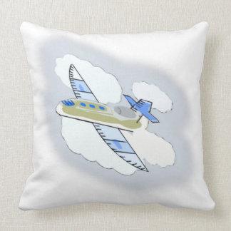 Jet Airplane Pillows