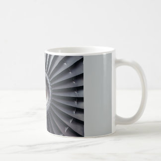 JET ENGINE COFFEE MUG