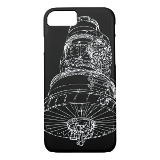 Jet Engine iPhone 7 case