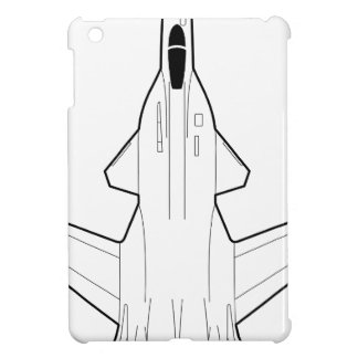 Jet fighter case for the iPad mini