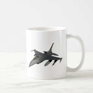 JET FIGHTER CLASSIC WHITE COFFEE MUG