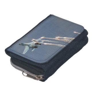 Jet fighter wallets