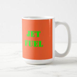 JET FUEL COFFEE MUG