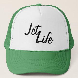 Jet Life Snapback Trucker Hat