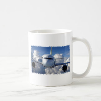 Jet Liner Coffee Mug