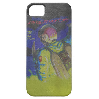 JET PACK CORPS matte finish by Jetpackcorps iPhone 5 Cases