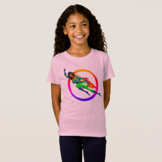 JET PACK GIRL by Jetpackcorps T-Shirt