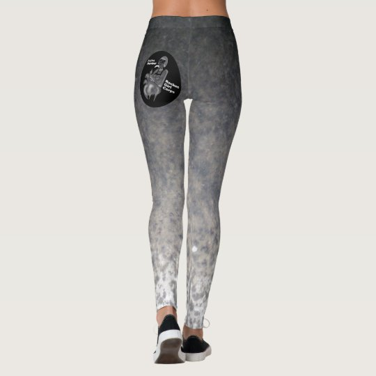 JET PACK METAL LEGGINGS