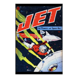 Jet Powers #1 Poster
