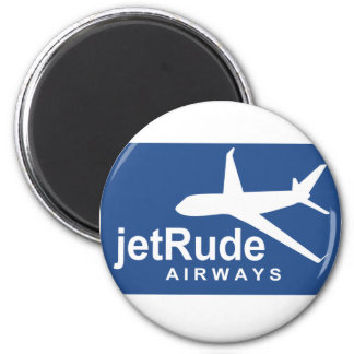 Jet Rude Air Magnet