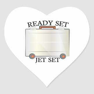 Jet Set Stickers