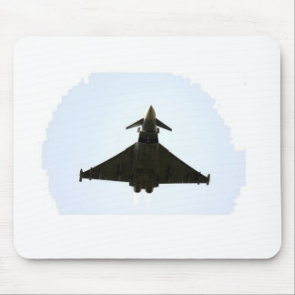 JET SILHOUETTE MOUSE PAD