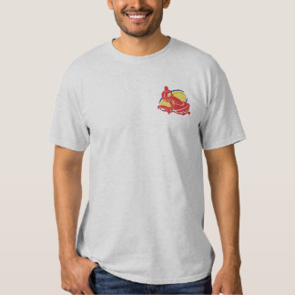 Jet Ski Embroidered T-Shirt