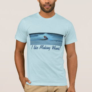 Jet Ski Outdoor Watersports Funny Shirt