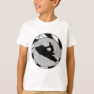 JET SKIING SOUNDER T-Shirt