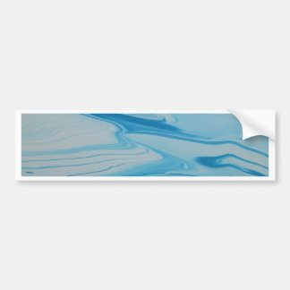 Jet Stream Bumper Sticker