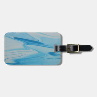 Jet Stream Luggage Tag