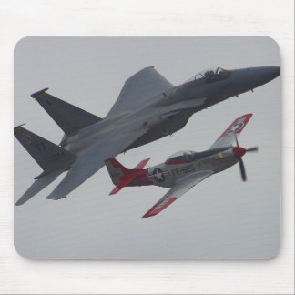 Jets Planes Pilots Cockpits Propellers Mouse Pad