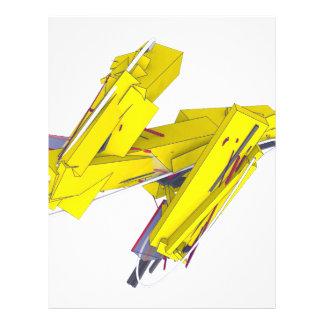 Jetsam 88 letterhead template