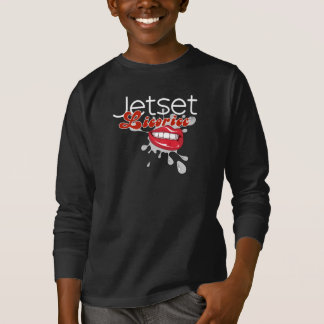 Jetset Licorice > Boys T-Shirt - Lip Service