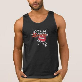 Jetset Licorice > Men's Tank Top - Lip Service