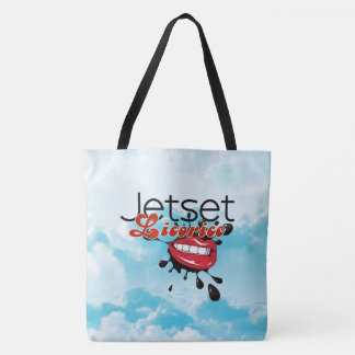 Jetset Licorice > Tote Bag