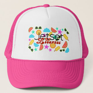 Jetset Licorice > Trucker Hat