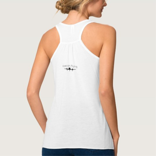 Jetset Licorice > Womens Tanktop