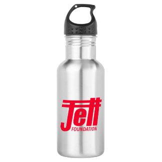 Jett Foundation Stainless Water Bottle