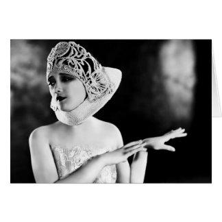 Jetta Goudal 1920's Card