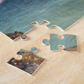 Jetty at Candidnasa Jigsaw Puzzle