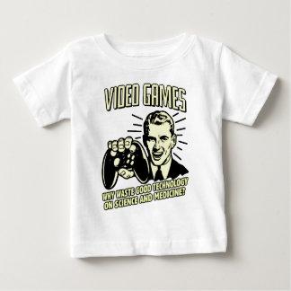 """""""Jeu vidéo """" T-shirt Pour Bébé"""