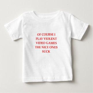 jeu vidéo t-shirt pour bébé