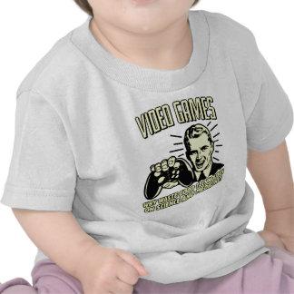 """""""Jeu vidéo """" T-shirts"""