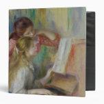 Jeunes filles au piano, c.1890