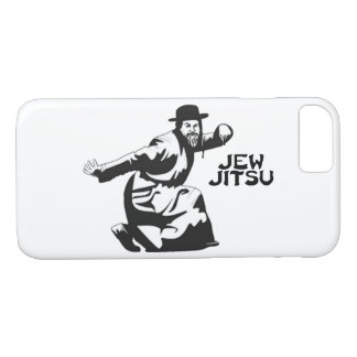 Jew Jitsu iPhone Case | Jewish Bar Mitzvah Gifts