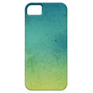 Jewel Blue Ombre iPhone Case
