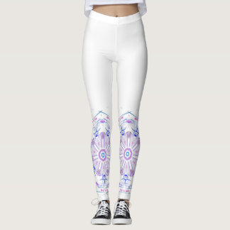 Jewel Design Leggings