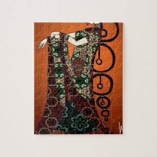 Jewel Empress Jigsaw Puzzle