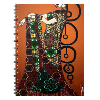 Jewel Empress Notebook