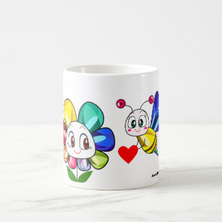 Jewel Flower Coffee Mug