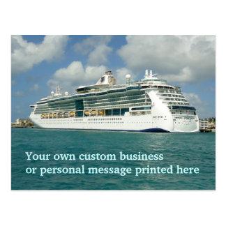 Jewel in Key West Postcard