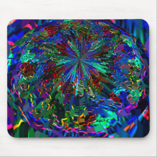 Jewel in Paradise Mouse Pad