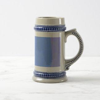 Jewel Light Blue Beer Stein
