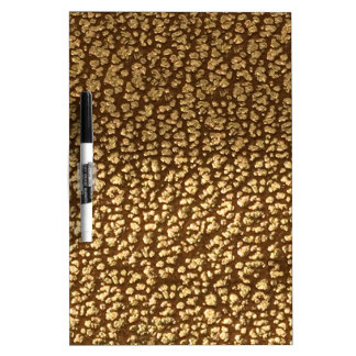 Jewel like texture on leather background template Dry-Erase whiteboards